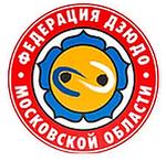 Логотип организации Федерация дзюдо Московской области